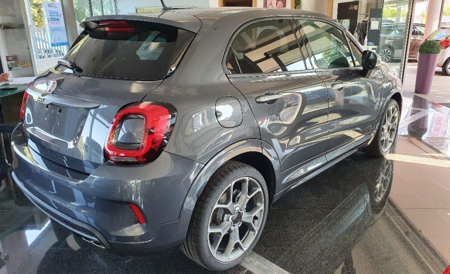 FIAT 500X SPORT 1.3 T4 150cv DCT CAMBIO AUTOMATICO – PREZZO REALE